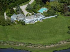 Captains Neck Bayfront Estate, Southampton NY Single Family Home - Hamptons Real Estate