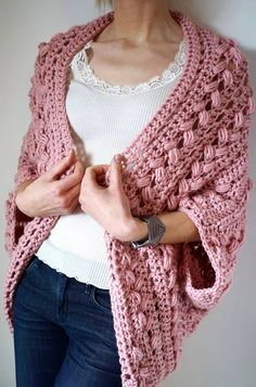 Crochet Cardigan pattern PDF – Inmost Cardigan – crochet jacket pattern in English – The Best Ideas Crochet Jacket Pattern, Black Crochet Dress, Crochet Cardigan Pattern, Crochet Shawl, Top Pattern, Easy Crochet, Crochet Stitches, Knit Crochet, Pattern Images