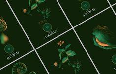 """Popatrz na ten projekt w @Behance: """"Soubois Restaurant - Visual Identity"""" https://www.behance.net/gallery/48138931/Soubois-Restaurant-Visual-Identity"""