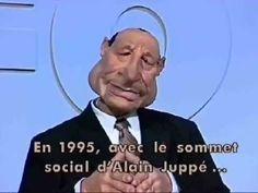 La Politique Les Guignols de l'Info - Voeux 1996 de Jacques Chirac - http://pouvoirpolitique.com/les-guignols-de-linfo-voeux-1996-de-jacques-chirac/