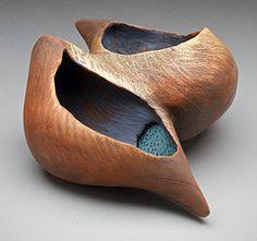 Maria Simon (Oregon Potters) Tags: clay ceramicshowcase oregonpottersassn terrasigilatapods