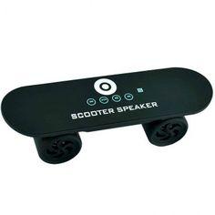 [ricardao] caixa de som skate bluetooth 10w rms r$ 89,00