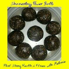 Shakeology Power Balls, back by popular demand...yummmm #shakeology #healthysnacks #proteinpowerballs #glutenfree #plantstronghealthandfitnesswithmelanie
