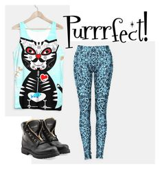 """Purrrfect!"" by flisty ❤ liked on Polyvore featuring Balmain"