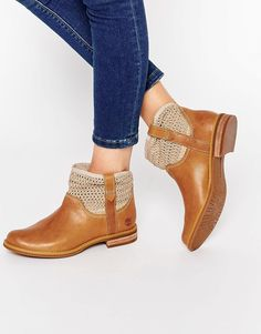 Image 1 ofTimberland Savin Beige Hill Ankle Boots