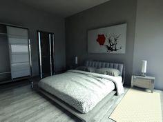 MAX Interior Visualization created by me 3ds Max Design, 3ds Max Tutorials, 3d Max Vray, Interior Design, Architecture, Bed, Tips, Inspiration, Furniture