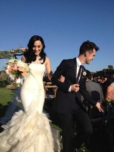 Brendon Urie and Sarah Orzechowski finally ... | Panic! At The Disco