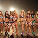 La lingerie football league