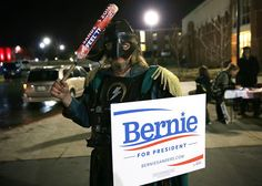 "Over the past few weeks, the political press has been following an elusive campaign animal. Known as the ""Bernie Bro,"" he typically presents as a white ..."