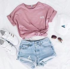 55 Trendigen Outfits Coolsten Ideen Der 2017 – Mode & Schönheit - Trendy Shoes For Women Teen Fashion Outfits, Fashion Mode, Mode Outfits, Fashion Clothes, Tween Fashion, Fashion Ideas, Fashion Beauty, Ladies Fashion, Style Fashion