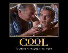 COOL HAND LUKE, starring Paul Newman.  Friday, July 12 at 7 p.m. #Lucas #Savannah #movie #classic #film