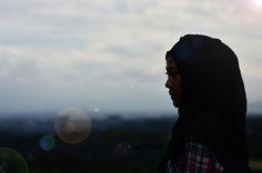 Happy hijab style