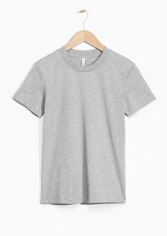 & Other Stories   Cotton T-Shirt € 19