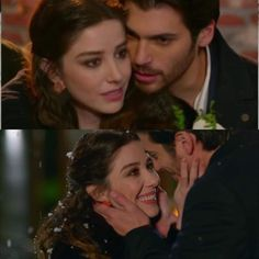 Ferit and Nazlı Lincoln And Octavia, Famous In Love, Jane The Virgin, Man Bun, Action, Turkish Actors, Romantic Couples, Movie Characters, Movies Showing