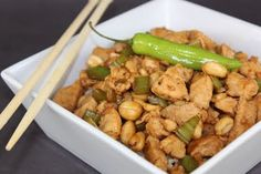Kung Pao Chicken | Generation Y Foodie