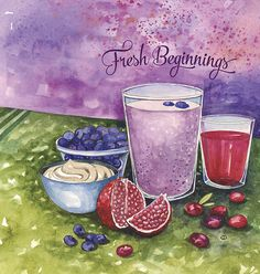 Fresh Beginnings - Kimberton Whole Foods January Flyer on Behance