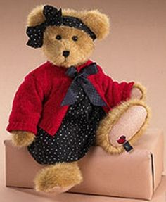 Brooke-Heart To Heart Collection-Boyds Bear