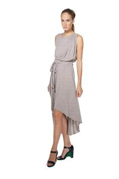 The Marc by Marc Jacobs Phoebe dress is the perfect high/low jersey dress. I own and love this. It is available now at The Wardrobe.