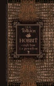Hobbit, czyli tam i z powrotem-Tolkien John Ronald Reuel 5053 głosy