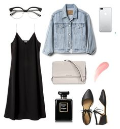 """Untitled #3"" by plastiic on Polyvore featuring Gap, Michael Kors, Marc Jacobs and Chanel"