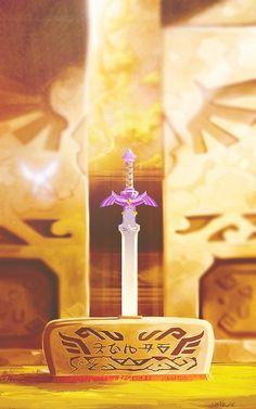 Zelda | Master Sword