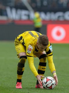 """Marco Reus like """"Stay this time now"""""""