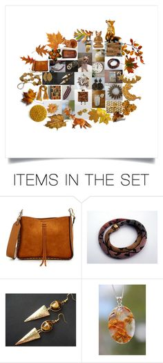 """Rustic Browns"" by crystalglowdesign ❤ liked on Polyvore featuring art and rustic"