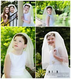 First Holy Communion Poses