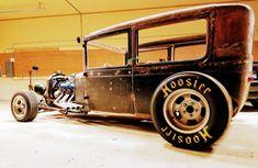 Classic Hot Rod, Classic Cars, Rat Look, Traditional Hot Rod, Kustom Kulture, Big Daddy, Ford Models, Rats, Hot Rods