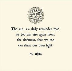 Image result for sun quotes.