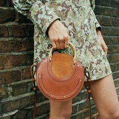 Meet Pixie – our playful new bracelet bag joins the Nile for Fall-Winter 2017, pre-order now on chloe.com #chloeGIRLS