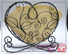 Wire craft - Coffee filters Stand