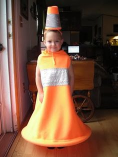 homemade traffic cone halloween costume frameimage org
