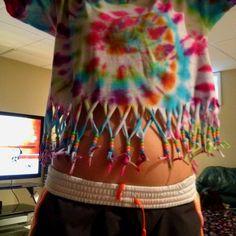 DIY tie dye shirts!!!!