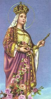 What is st isabel the patron saint of