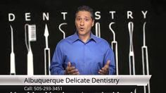 http://www.abqdd.net/ Albuquerque Delicate Dentistry 5 Star Review from a patient, Albuquerque Family Dentist,  Learn more at:  www.ABQDD.net or by calling 505-293-3451.  In this video, another Albuquerque Delicate Dentistry patient describes their experience with this leading Albuquerque Dental office.  Practice specialties include cosmetic dentistry, dental implants, reconstructive dentistry, crowns, bridges, night guards, gum treatment, veneers.  Accepting new patients.
