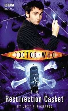 UK RELEASE: Doctor Who: The Resurrection Casket Republished Today