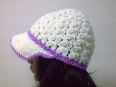 Beanie Cap https://www.facebook.com/Shanny.Cafe.Crochet