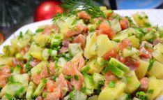 Рецепты салатов на каждый день пошагово 62