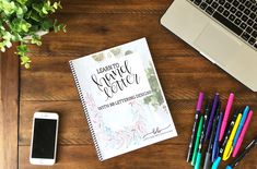 Ready to Letter Better! Join my online school and let's build a community of hand letterers!
