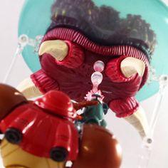 On instagram by missinsock #supernintendo #microhobbit (o) http://ift.tt/1TscVsp #metroidprime #SamusAran #Samus #nintendo #worldofnintendo  #gamecube #jakkspacific #jakks #toyphotography #actionfigures #toysnapshot #figma #powerball