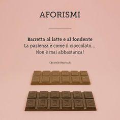 Il cioccolato  #cioccolato #tribùgolosa #frasi #pensieri