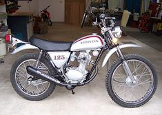 Used to have a 1978 Honda SL 125.. My first bike. Loved that thing.