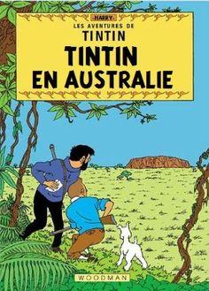 Les Aventures de Tintin - Album Imaginaire - Tintin en Australie