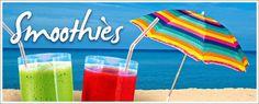 Disfruta del verano acompañado de un buen smoothie -  #doblecremacafe