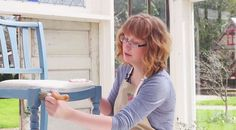 how to apply furniture wax on painted furniture, diy, home decor, how to, painted furniture, painting, Step 2 Apply wax