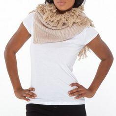 Fringe Sweater Topper