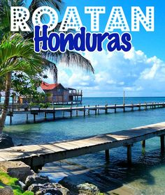 Roatan is a premier cruise ship, scuba diving and Eco-tourism destination in Honduras, and is the . Roatan Island Honduras, Honduras Travel, Cruise Travel, Cruise Vacation, Vacation Spots, Belize Cruise Port, Beach Travel, Vacations, Costa Rica