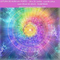Leituras de Aura no PORTO <3 http://www.treenaturaterapias.com/a-leitura-de-aura/ #porto #teraias #consciência