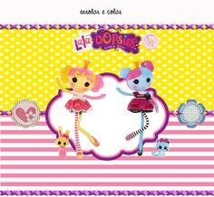 "CALLY'S DESIGN: Birthday Kit ""Lala-Oopsies"" for Print"